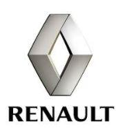 logo azioni renault