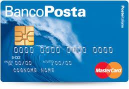bancoposta card
